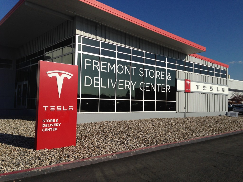 Tesla Motors Factory Tour Not Only Luck