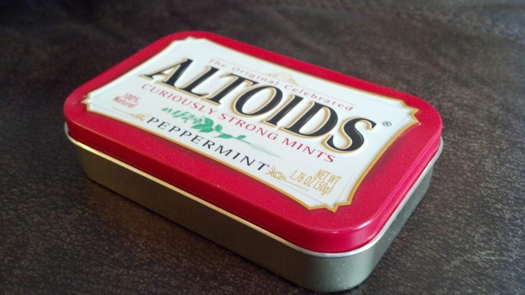 Altoids Tin NJ2X